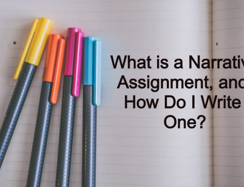 What is a Narrative Assignment, and How Do I Write One?